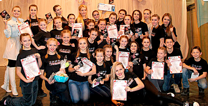 В Тамбове состоялся первый региональный хореографический фестиваль «Дарить радость людям»
