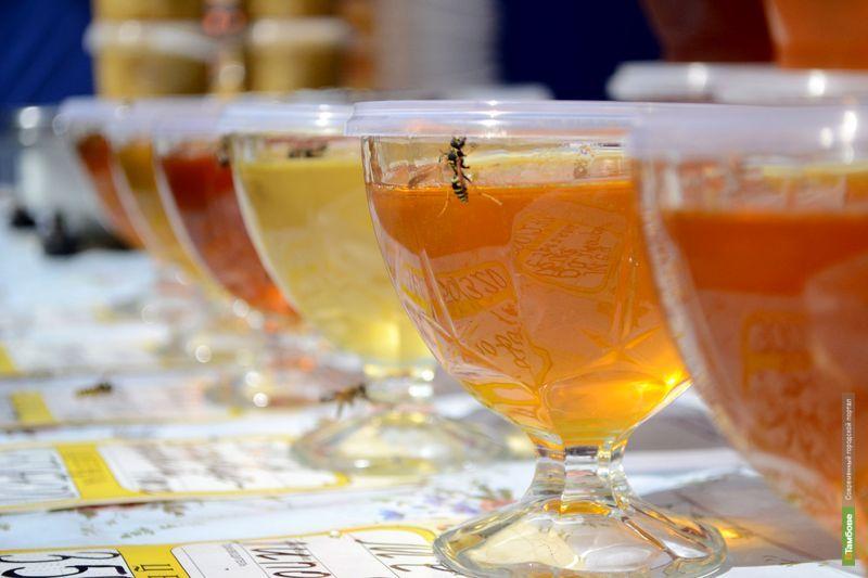 В Тамбове вновь организуют праздник меда