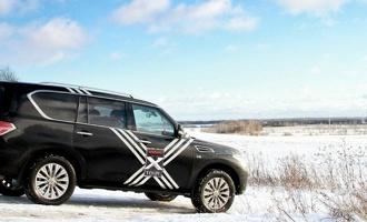 Грязевое СПА: ищем внедорожный дух в Nissan Patrol
