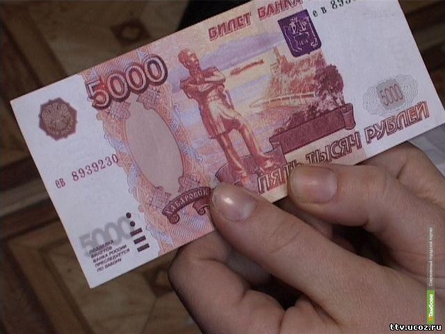 Тамбовчане платят за товары фальшивками