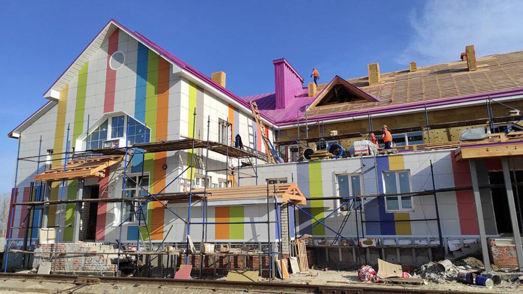 В детских садах Тамбова ведутся ремонтные работы