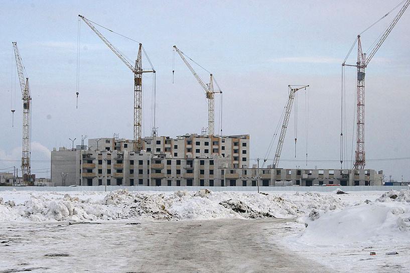 В Тамбове выросла стоимость квадратного метра жилья эконом-класса