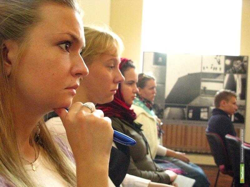 В тамбовском вузе возродят традицию публичных лекций