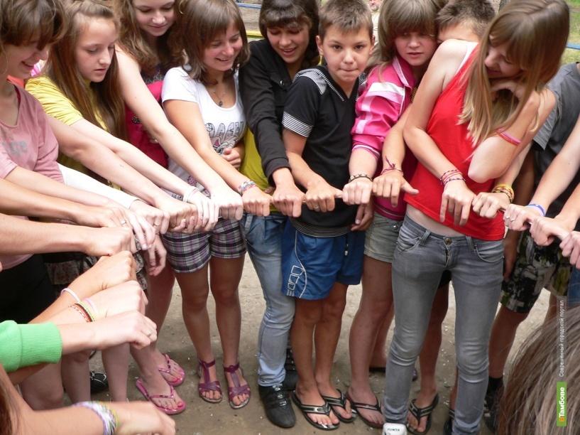 В Тамбовской области появился новый детский оздоровительный лагерь «Росиночка»
