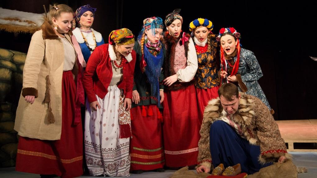 Стало известно расписание новогодних спектаклей в Тамбовском Молодежном Театре