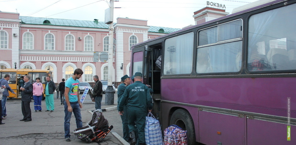 С начала года в Тамбовскую область прибыли 619 переселенцев