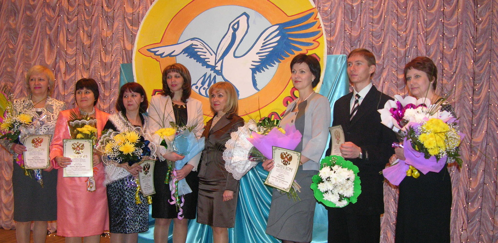 Тамбовские педагоги поборются за звание «Учитель года»