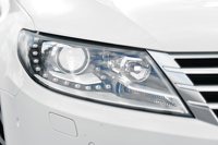 Volkswagen Passat CC: лицо новое, нрав прежний
