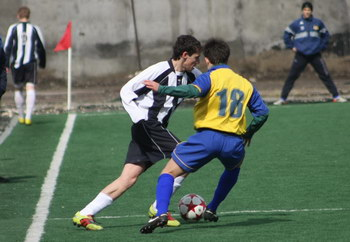 Тамбовской «Академии футбола» на год выделили 32 миллиона рублей