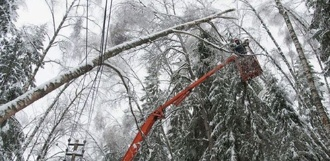 В Тамбовской области прошли учения по ликвидации массовых отключений электричества