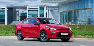 Стартовали продажи нового поколения KIA Rio - самого популярного автомобиля в России