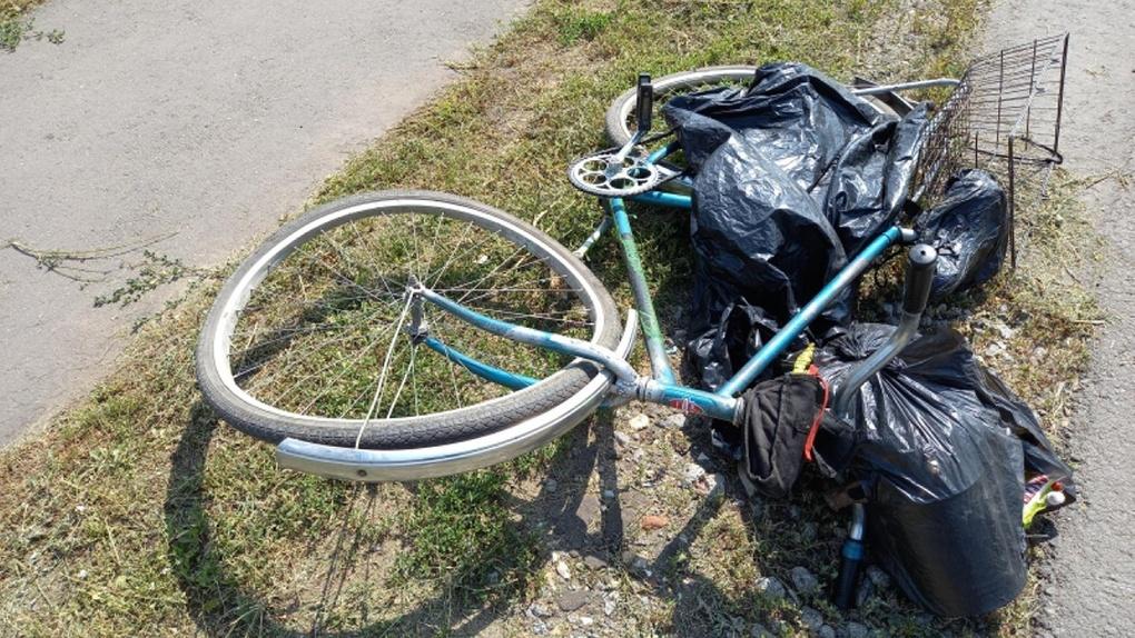 В Рассказово «Приора» сбила велосипедиста