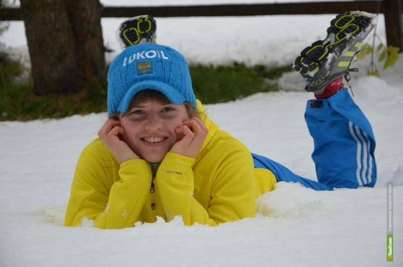 Тамбовская лыжница вошла в состав сборной России
