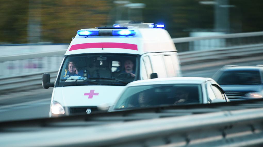 Сегодня утром в Тамбове грузовик сбил пешехода