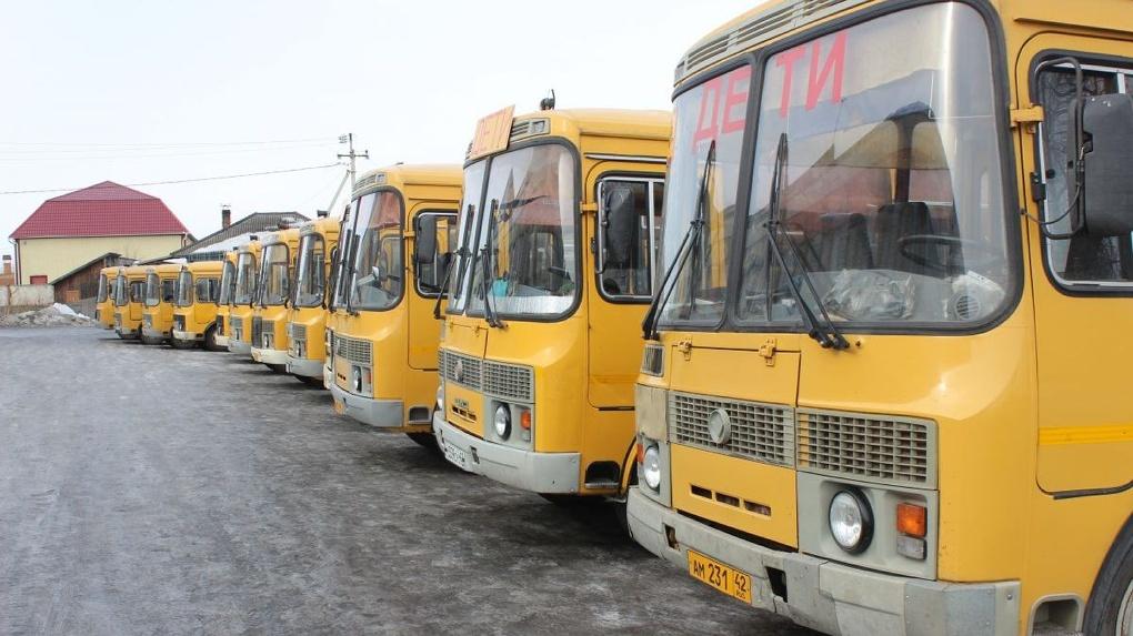Школы Тамбовской области получат 25 новых автобусов