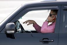 За разговоры по сотовому в машине придется платить в 10 раз больше