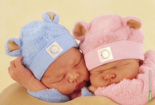 В прошлом году в Тамбовской области родилось 90 пар двойняшек