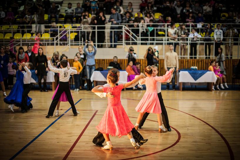 Мы там были: кубок главы города по спортивным бальным танцам