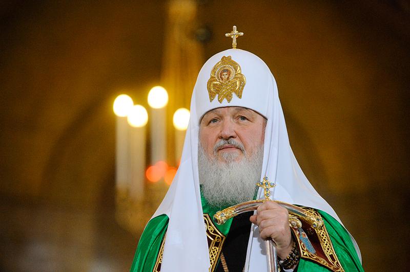 В Тамбов приедет патриарх Кирилл