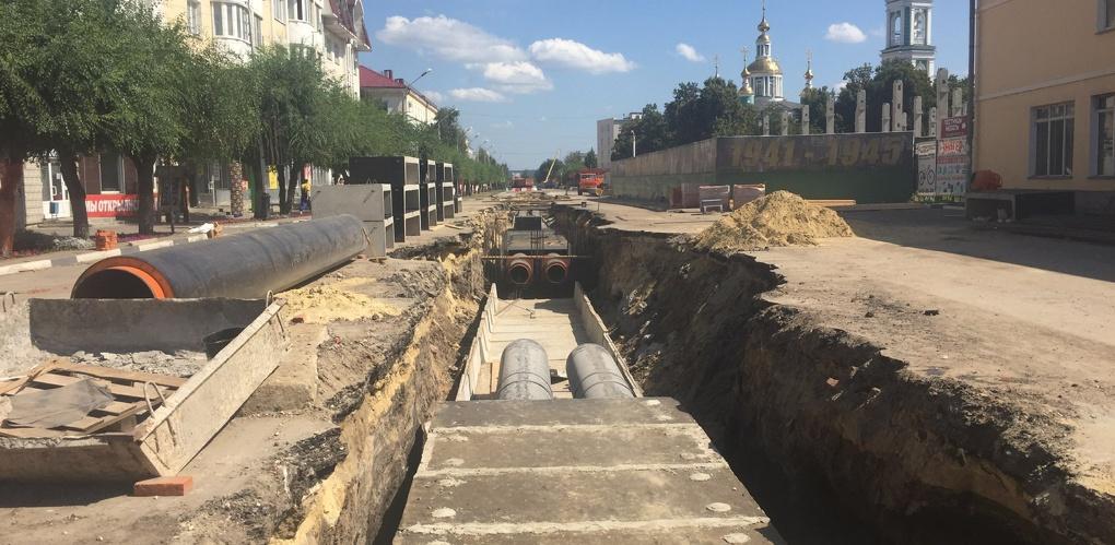 Улицу Степана Разина откроют для лицеистов к Дню знаний