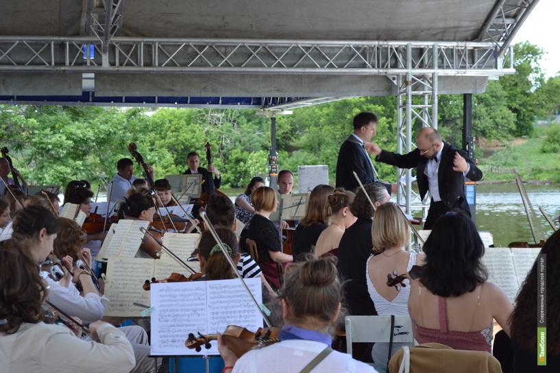 Премия имени Рахманинова досталась Тамбовскому симфоническому оркестру