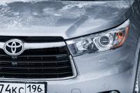 Омолаживающий эффект: знакомимся с новым Toyota Highlander