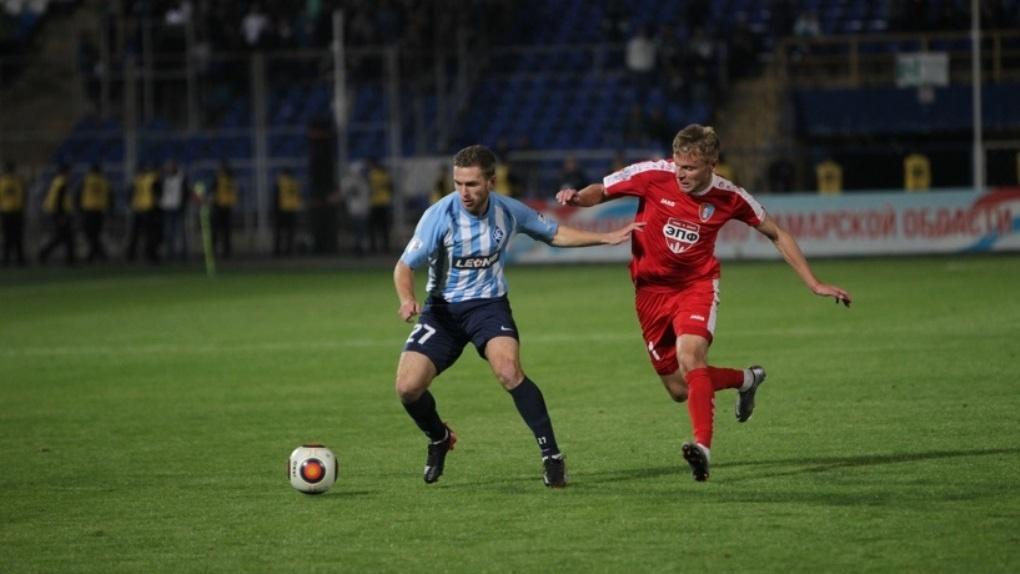ФК «Тамбов» снова сыграет с «Крыльями советов» на своем поле