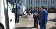 Тамбовский библиобус съездил в гости к переселенцам из Украины