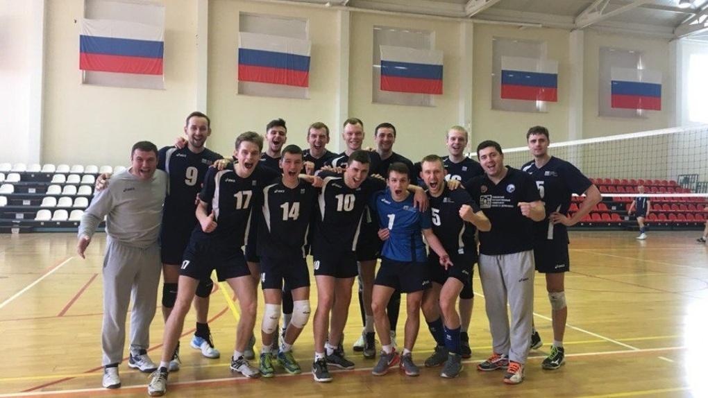 Впереди - заключительные матчи: ВК «Тамбов» провёл 4 игры в Россоши
