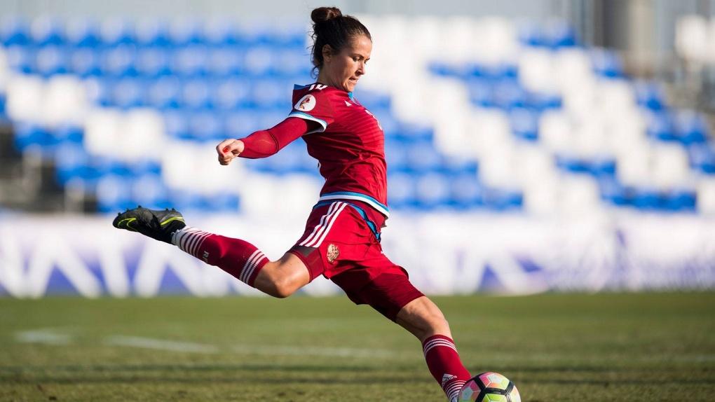 На экипировку для женской сборной тамбовской «Академии футбола» потратят около 750 тысяч рублей