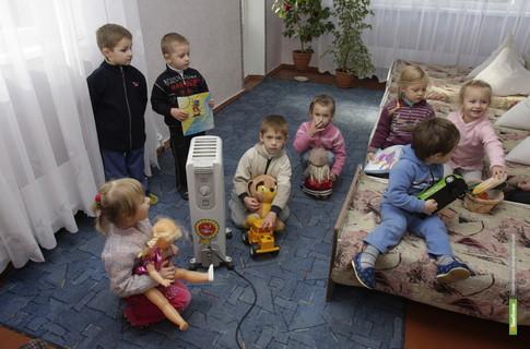 Маленькие тамбовчане замерзают в детских садах