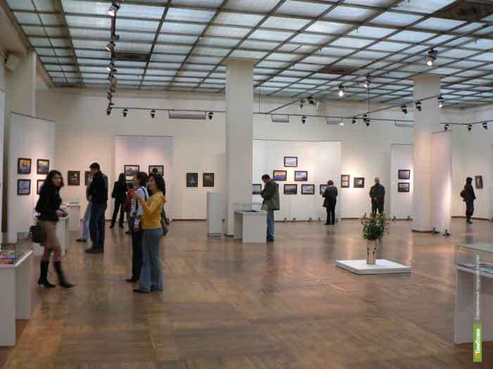 Картины художников выставка