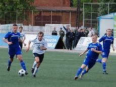 Тамбовская «Академия футбола» проиграла свой первый матч