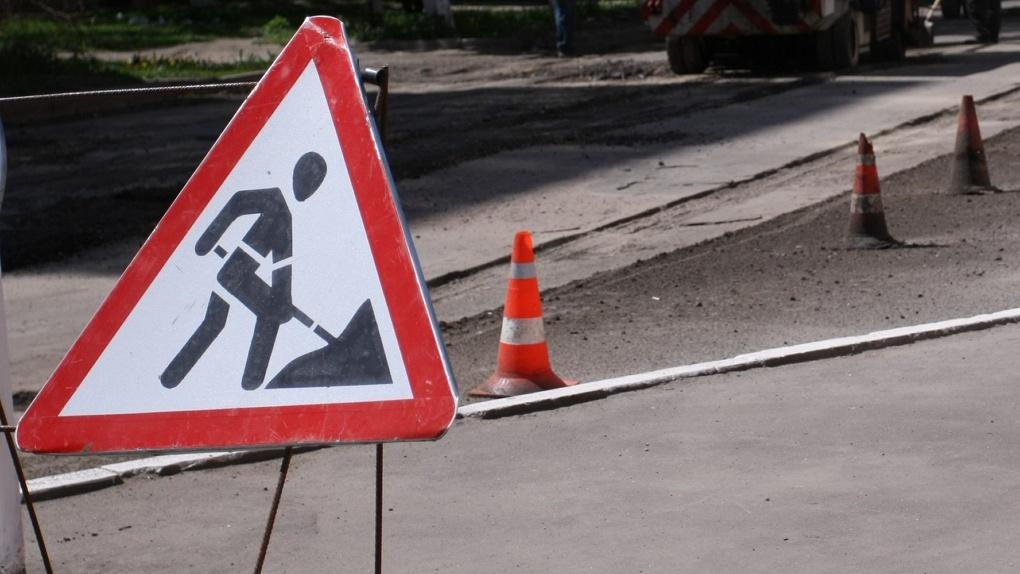 На севере Тамбова отремонтируют более 44 квадратных километров дорог