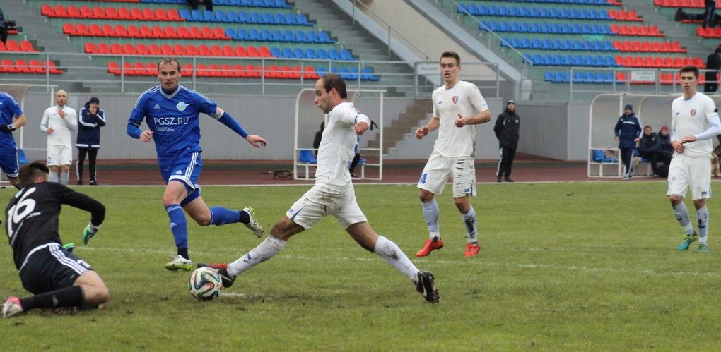 Участие в Кубке России для ФК «Тамбов» начнётся в Белгороде