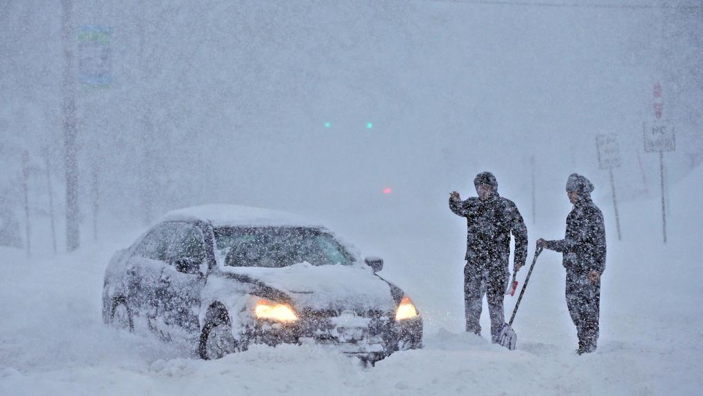 Тамбовчанам можно опаздывать на работу из-за плохой погоды: наказания не будет