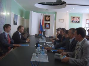 Тамбовщину может посетить премьер-министр Люксембурга Жан Клод Юнкер