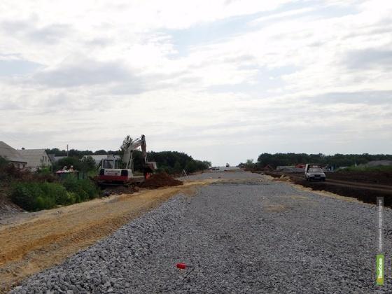 Путепровод на севере города будут стараться сдать к следующему лету