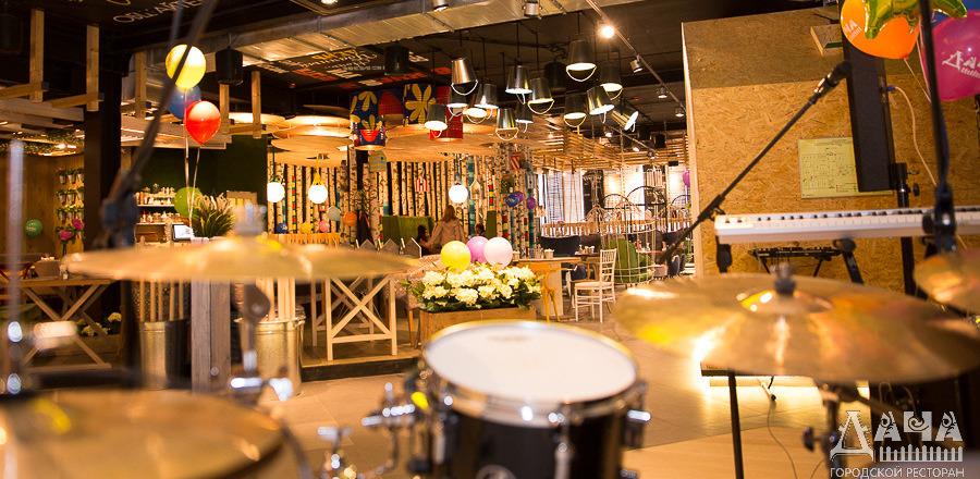 Уютный уголок в центре города: на тамбовском Арбате открылся ресторан «Дача»