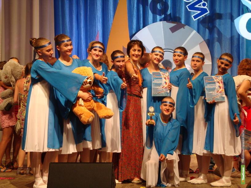 «Тамбовчата» заняли второе место на международном конкурсе