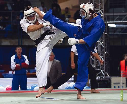 Кудоист Шуварин принес Тамбовщине первую медаль национального уровня