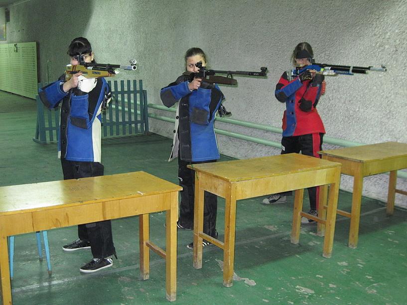 На Тамбовщине прошли соревнования по пулевой стрельбе