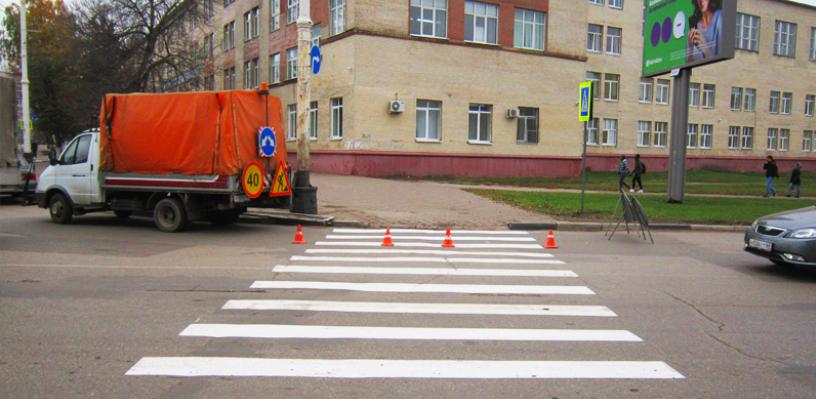«Зебра» на Комсомольской площади поменяла «прописку»