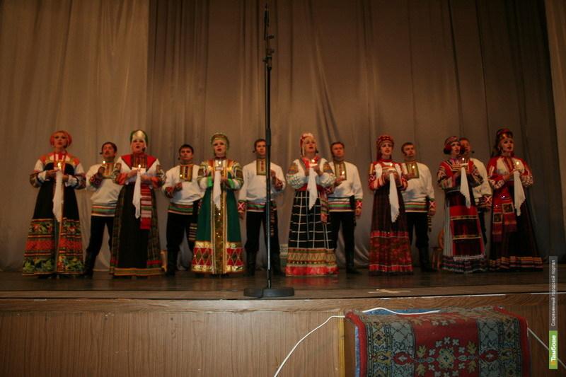 Ансамбль песни и танца «Ивушка» выступит сегодня на сцене «Тамбовконцерта»
