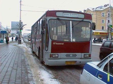 Тамбовчанка попала в ДТП, не выходя из автобуса