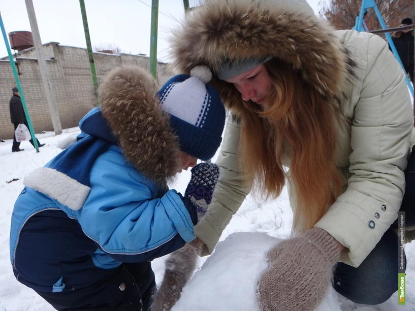 На ближайшей неделе в Тамбове пройдёт парад снеговиков