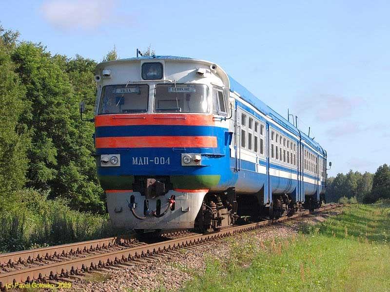 Под Мичуринском мужчина попал под поезд