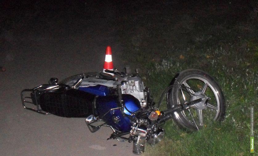 На Тамбовщине в ДТП погиб 1 человек