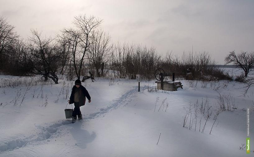 Тамбовчанин убил пенсионерку за ведро воды