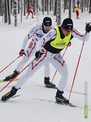 Слепые спортсмены в Тамбове устроят лыжные гонки